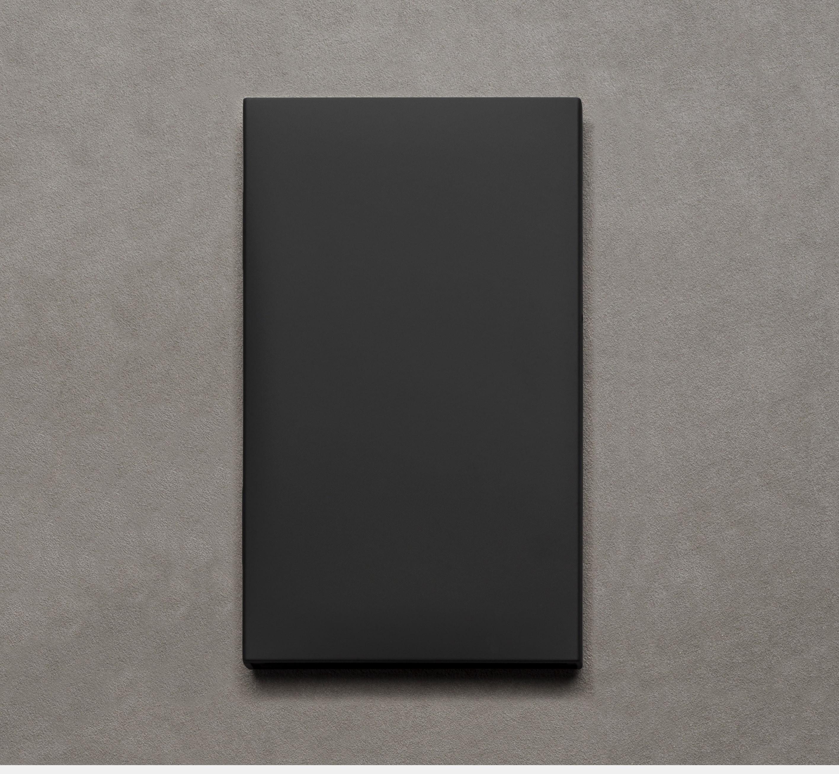 Le Carnet 08.16 Black matte