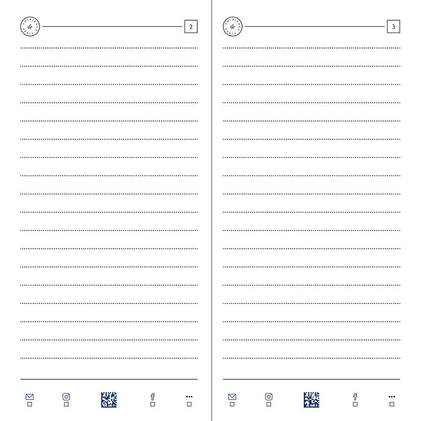 08.16 Pages lignées 7mm